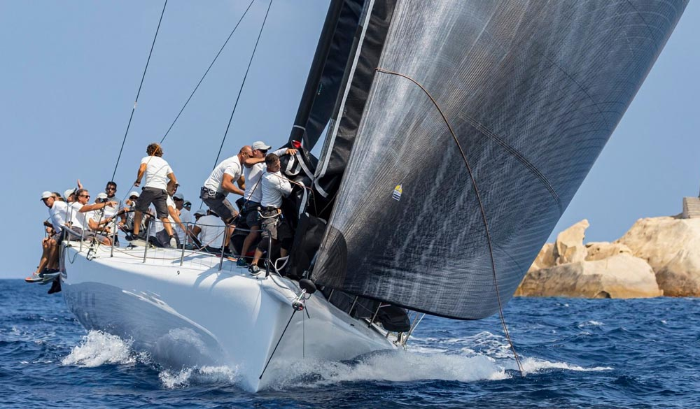 Cannonball at Maxi Yacht Rolex Cup