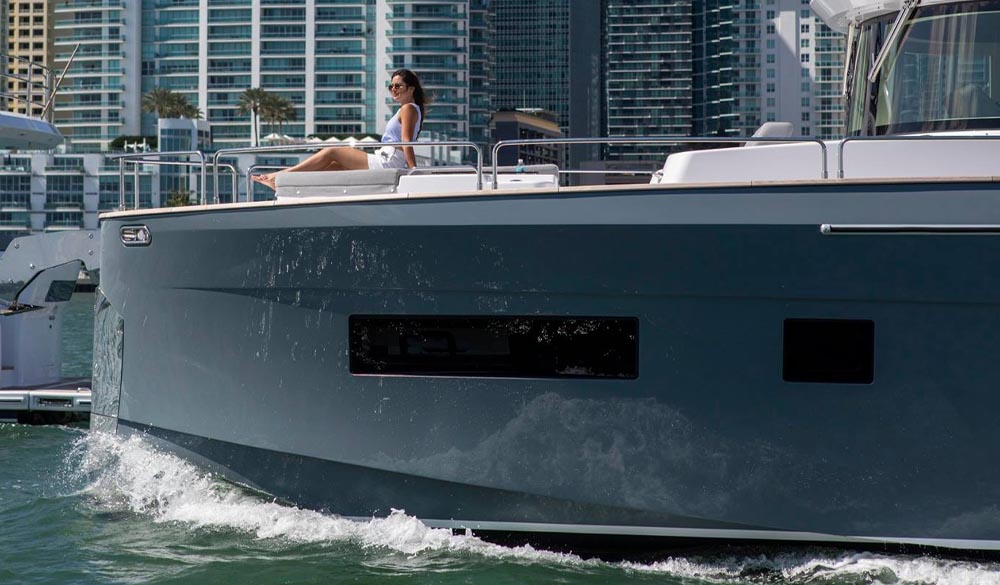 Sirena Yachts 58 Coupé