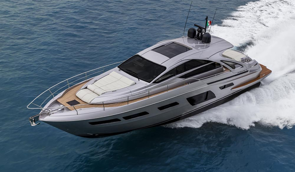Pershing 7X Ferretti Group