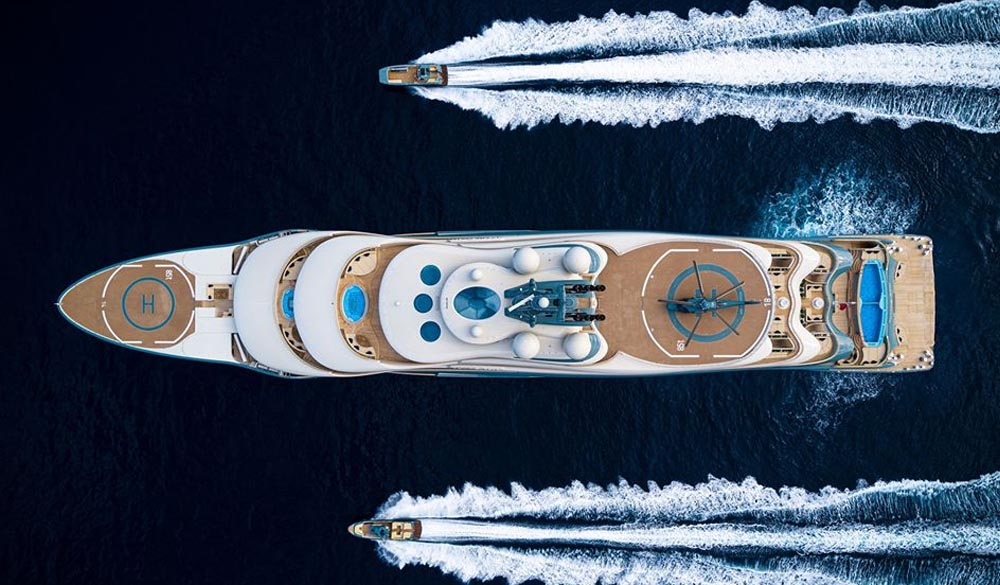 Flying Fox Yacht by Imperial Yachts