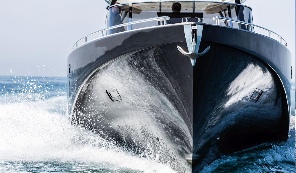 Heron Yacht 56 - Foto Andrea Muscatello by BARCHE