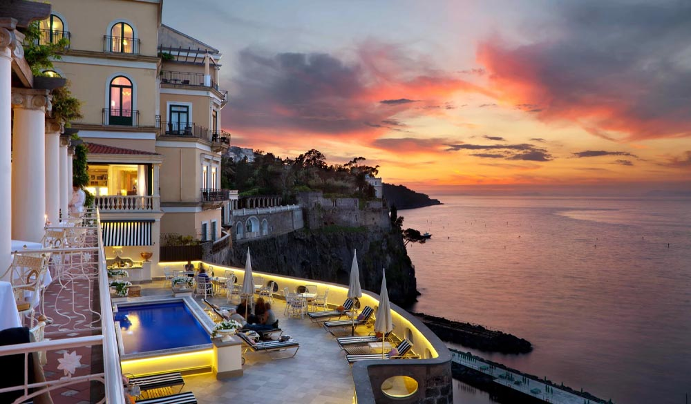 The Bellevue Syrene - Sorrento