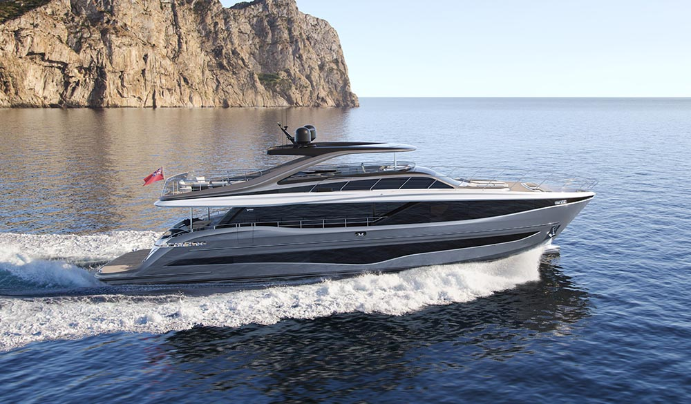 Princess Yachts Y95