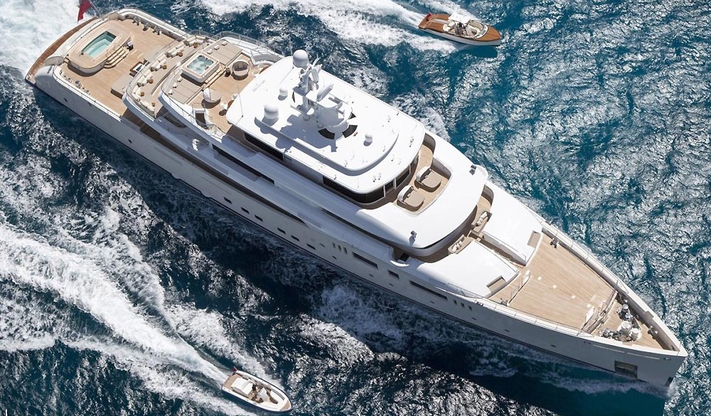 Nautilus - super yacht by Perini