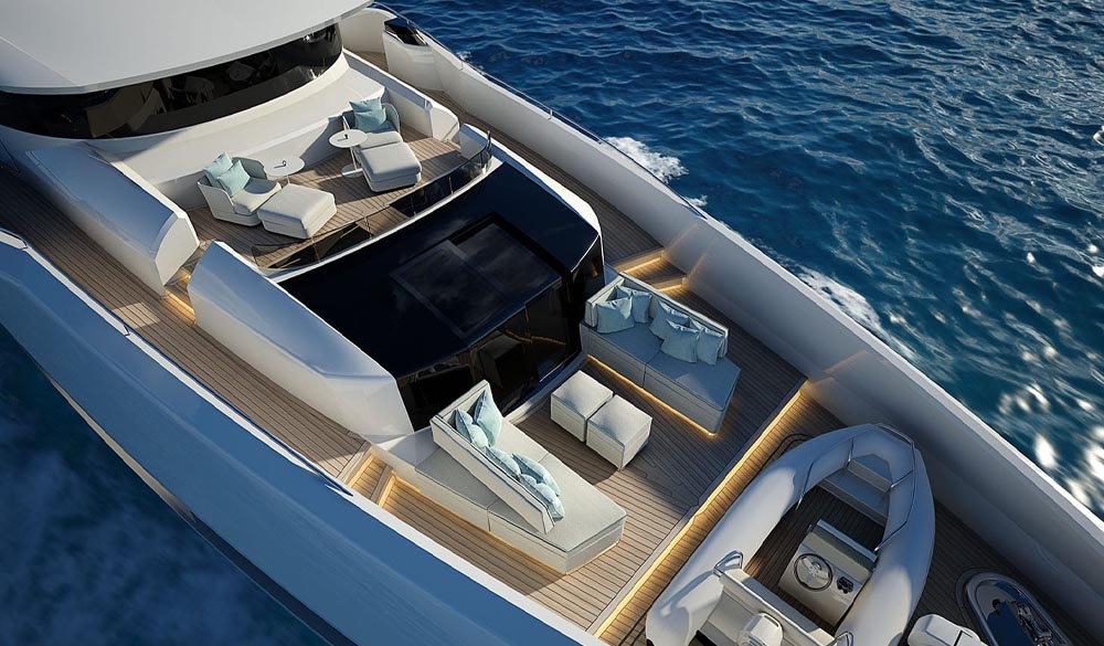 Gran Turismo 45 by ISA Yachts