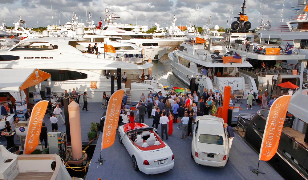 Palm Beach International Boat Show 2020