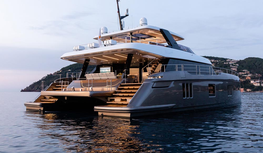 Sunreef 80 POWER Yacht