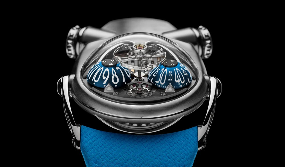 HM10 Bulldog by MB&F