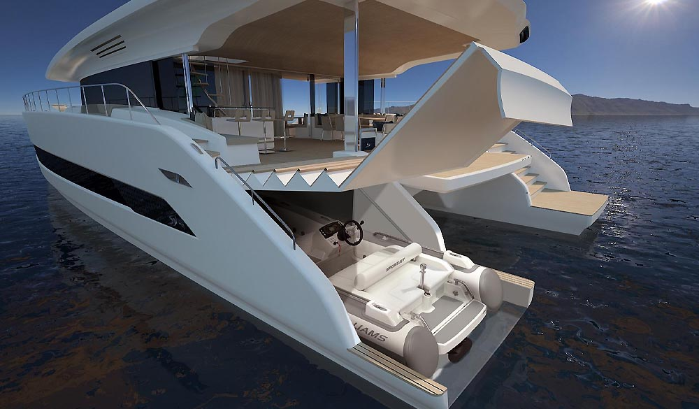 Silent 80 yacht eco-friendly