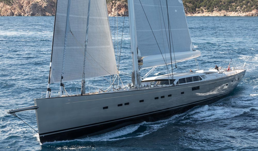 Baltic 175 Pink Gin Sailing Super Yacht