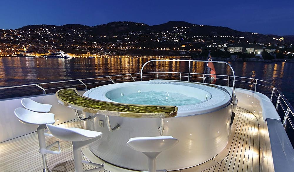 Galaxy of happiness Yacht 53M