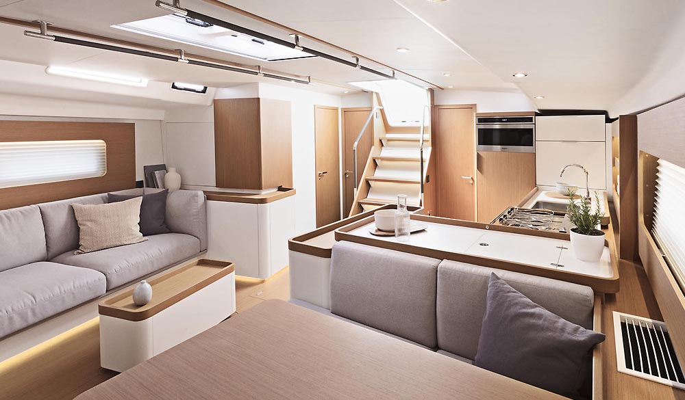 Beneteau First Yacht 53