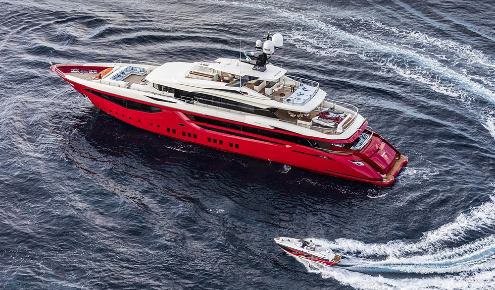 Ipanema SuperYacht 49.2m