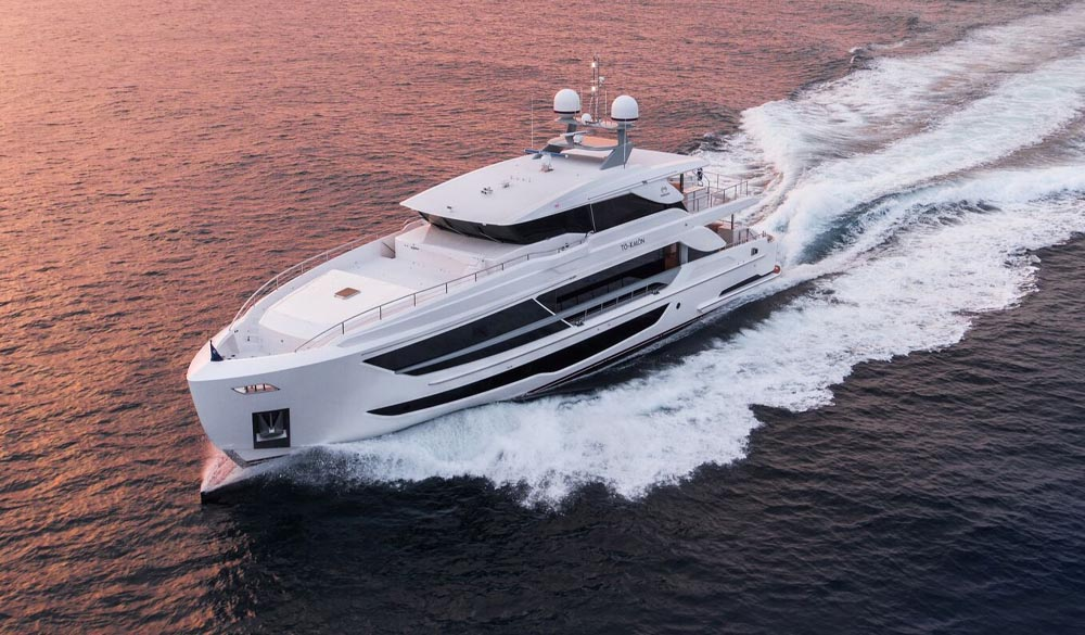 To-Kalon Yacht by Horizon