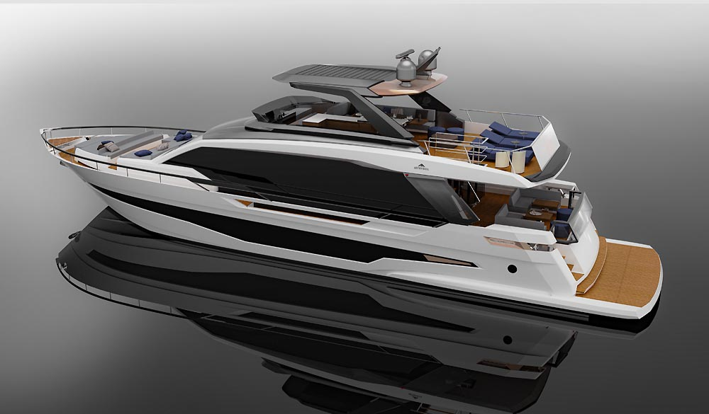 AS8 Yacht Astondoa