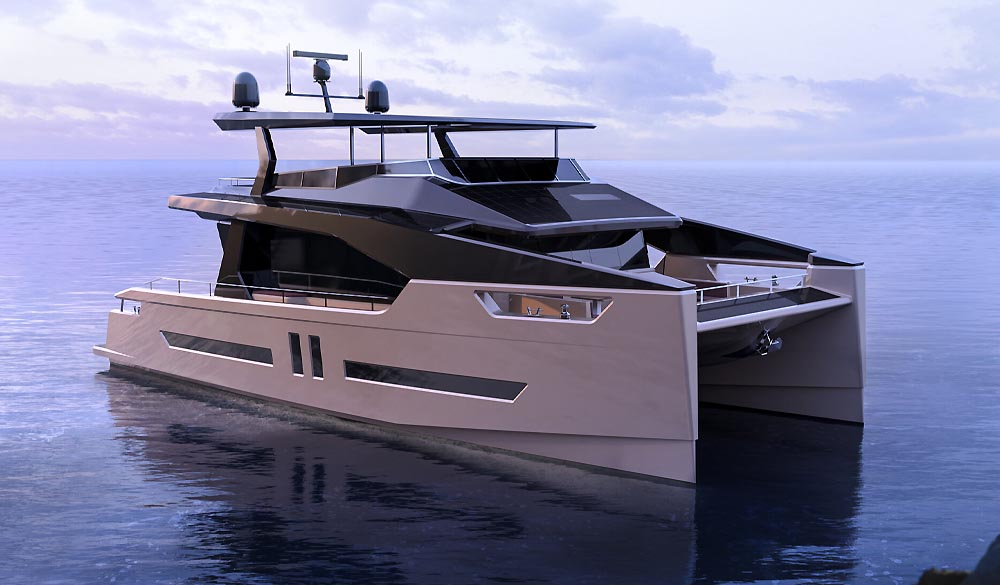 Ocean ECO 60 by Alva Yachts