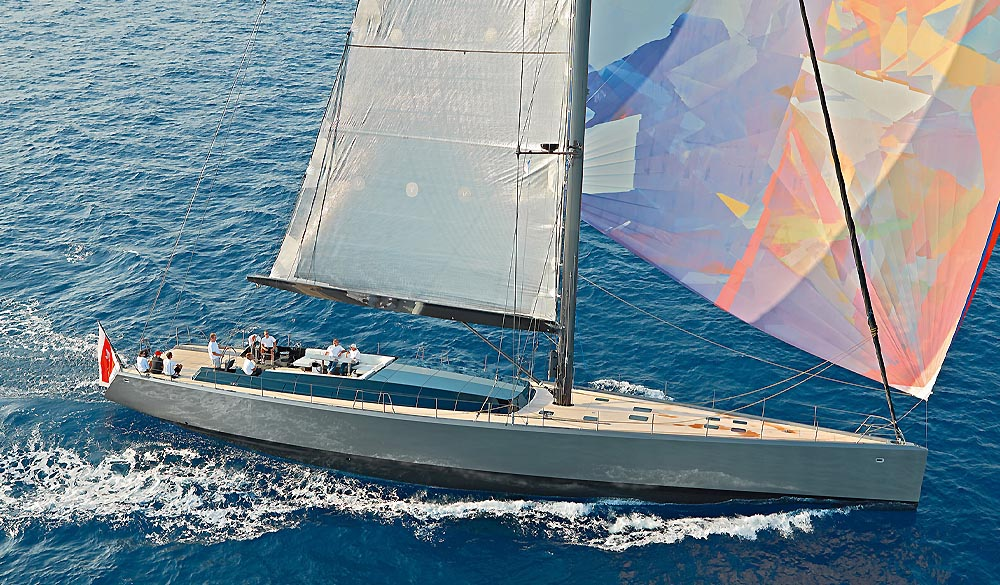 CNB Chrisco Sailing Yacht 30 meters