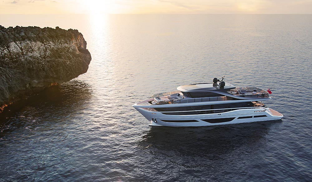 X95 by Princess Yachts