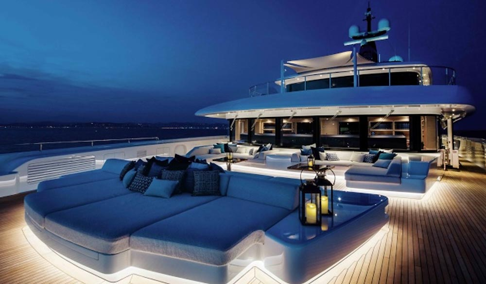 Lady Jorgia Superyacht