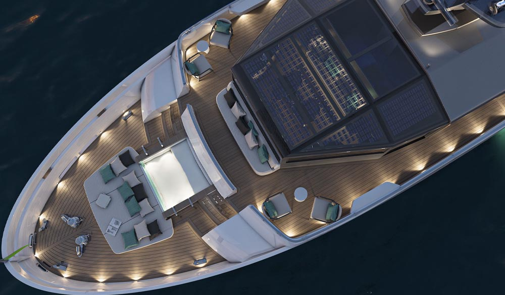 A115 By Arcadia Yachts
