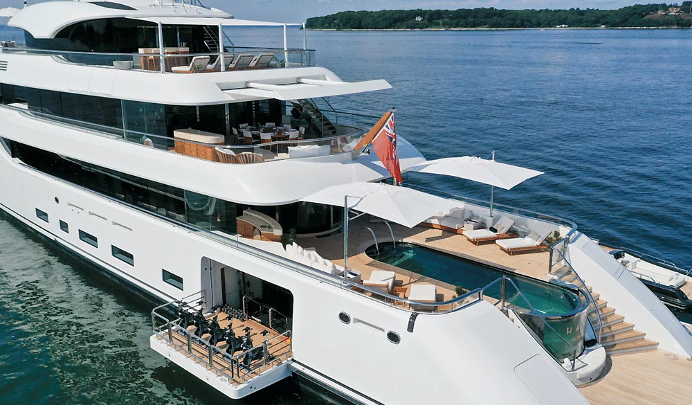 Hasna Super Yacht 73M