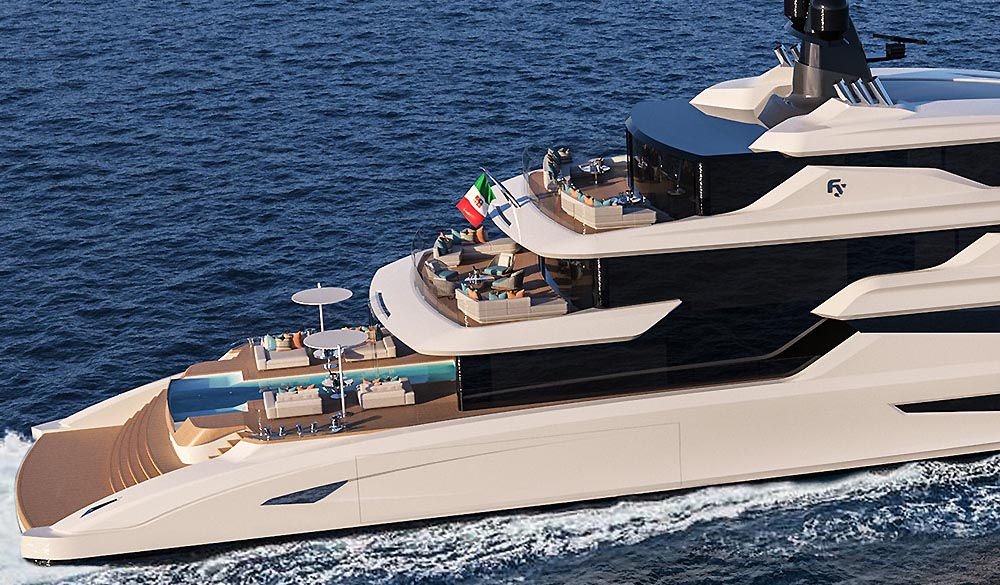 Blanche by Fincantieri Yachts
