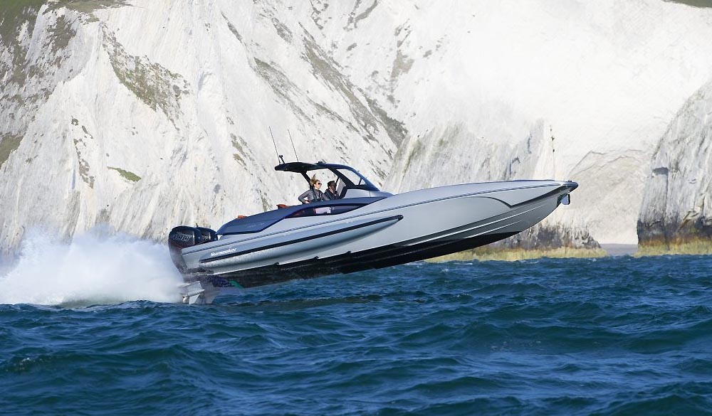 Sunseeker Hawk 38 Tender
