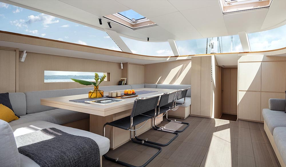 Solaris 80 RS Sailing Yacht