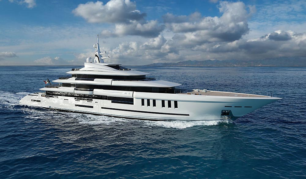 Continental 80 by ISA Yachts