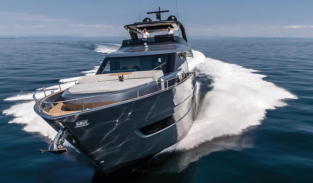 Settantotto by Cranchi Yachts