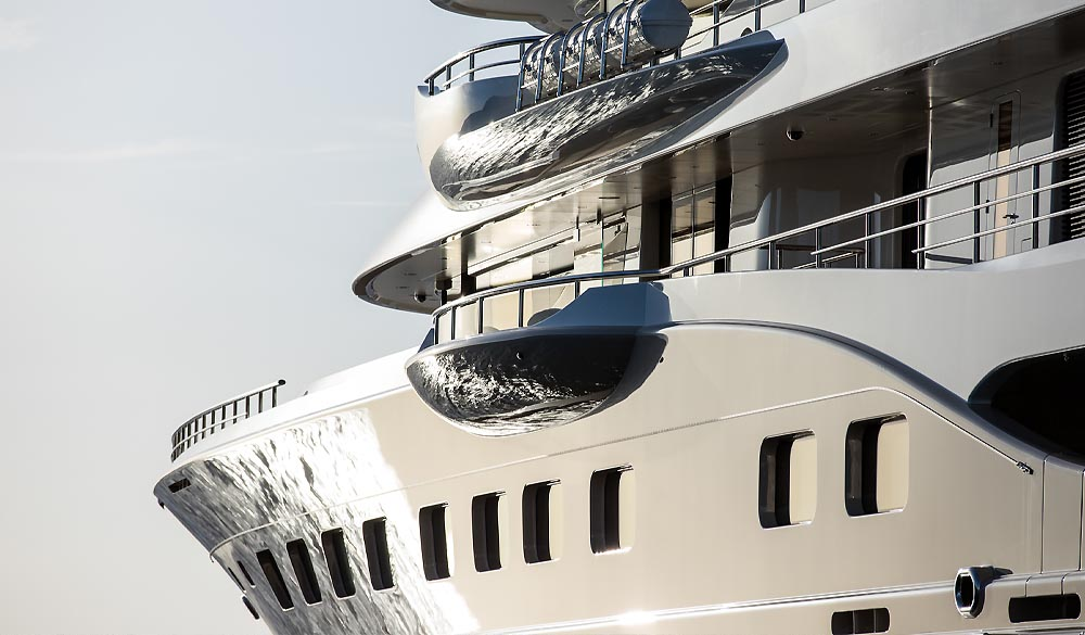 Here comes the sun megayacht 83M