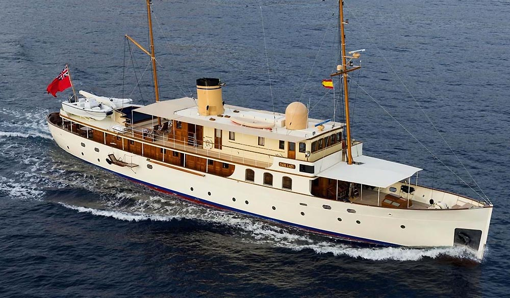 Fair Lady Yacht