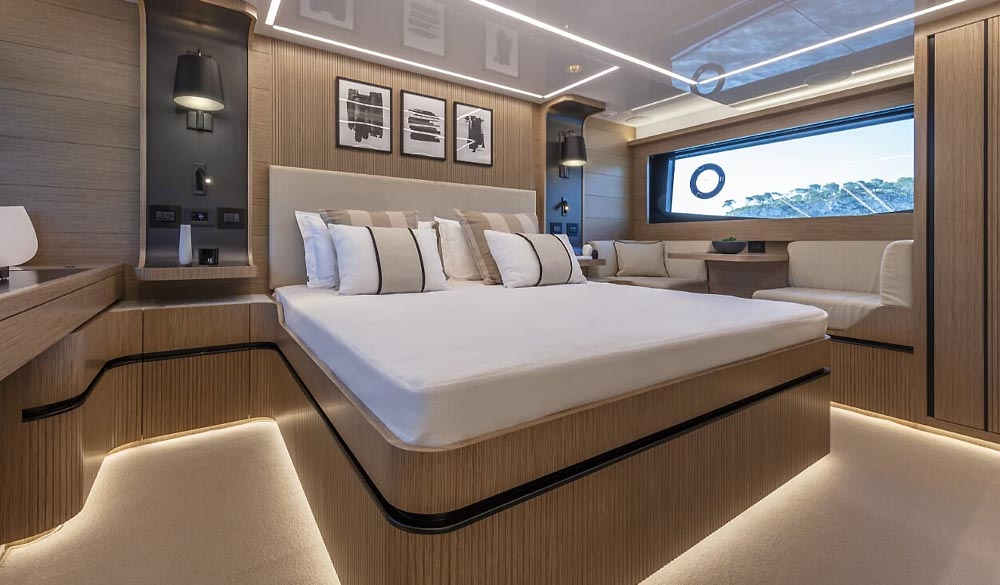 Pearl 62 Yacht