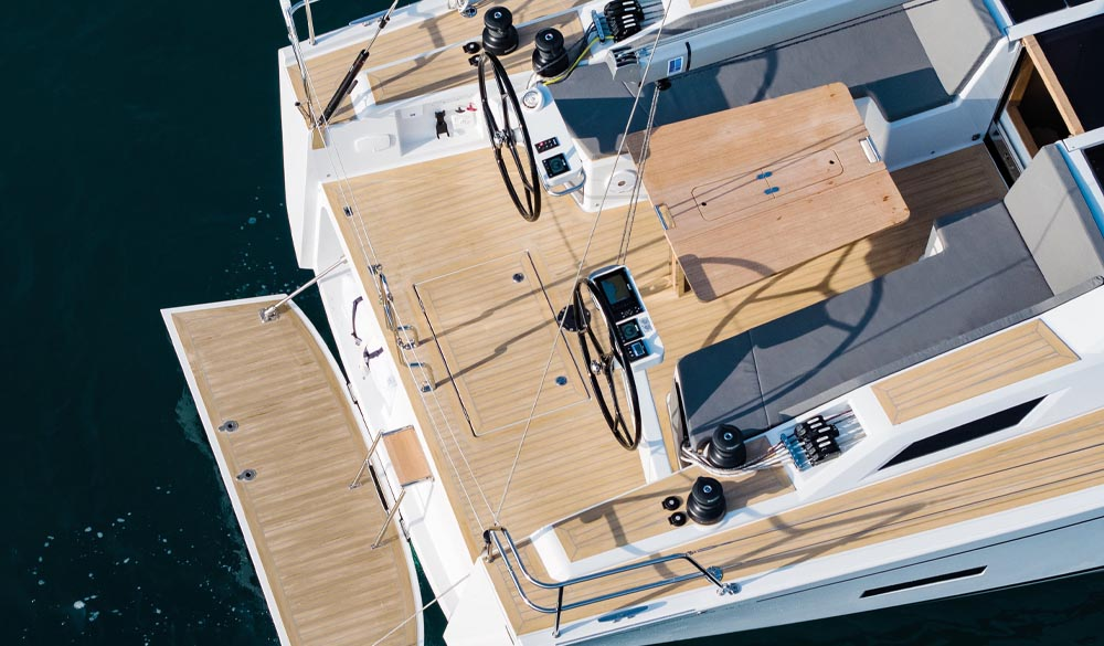 Grand Soleil 42 Long Cruise - Cantiere del Pardo